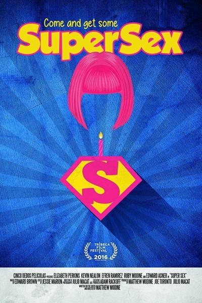Caratula, cartel, poster o portada de Super Sex