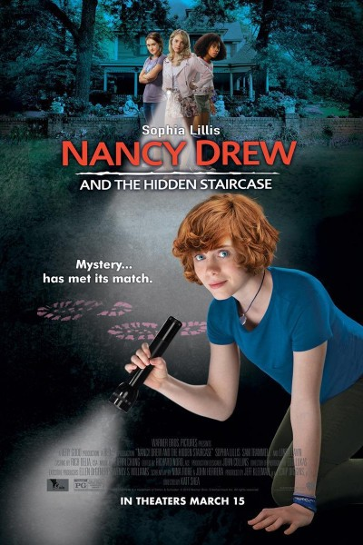 Caratula, cartel, poster o portada de Nancy Drew and the Hidden Staircase