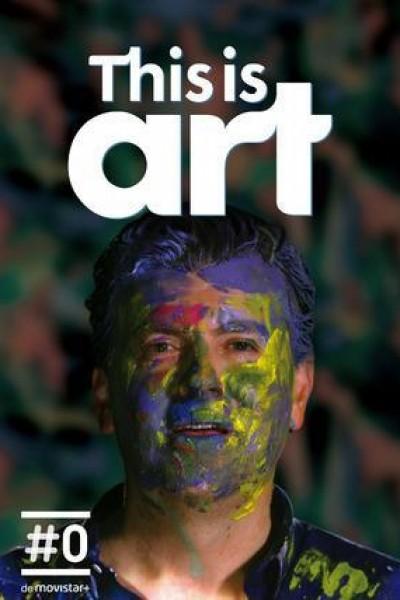 Caratula, cartel, poster o portada de This is Art