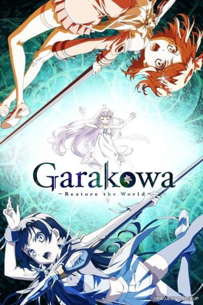 Caratula, cartel, poster o portada de Garakowa: Restore the World
