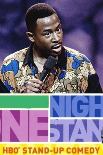 Caratula, cartel, poster o portada de One Night Stand: Martin Lawrence