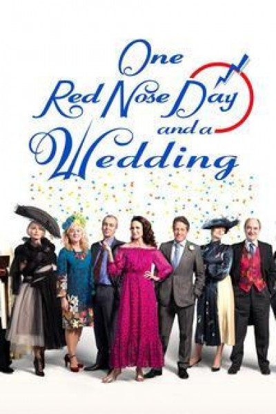 Caratula, cartel, poster o portada de One Red Nose Day and a Wedding