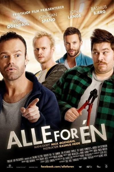 Caratula, cartel, poster o portada de All for One