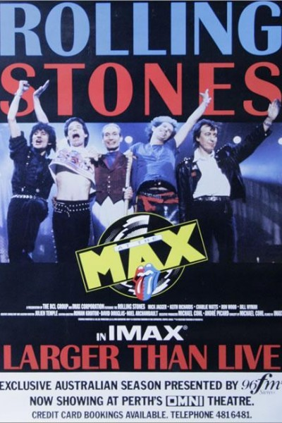 Caratula, cartel, poster o portada de At the Max