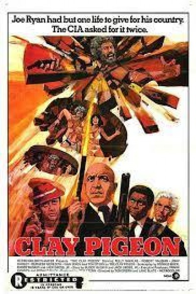 Caratula, cartel, poster o portada de Clay Pigeon