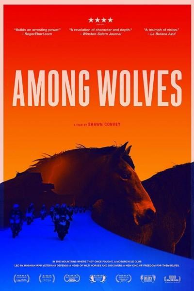 Caratula, cartel, poster o portada de Among Wolves