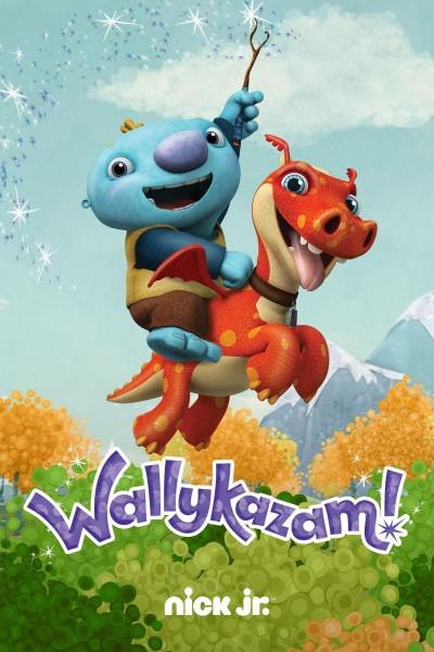 Caratula, cartel, poster o portada de Wallykazam