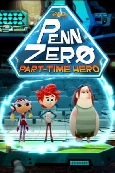Caratula, cartel, poster o portada de Penn Zero: Héroe Aventurero