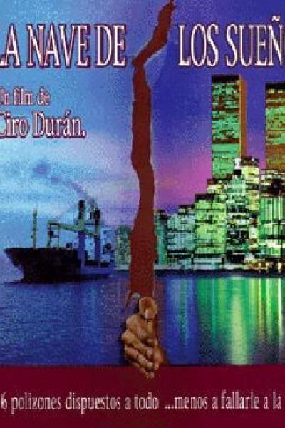 Caratula, cartel, poster o portada de La nave de los sueños