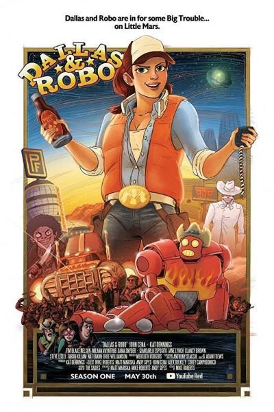 Caratula, cartel, poster o portada de Dallas & Robo