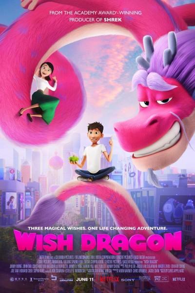 Caratula, cartel, poster o portada de Wish Dragon