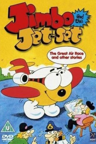 Caratula, cartel, poster o portada de Jimbo and the Jet-Set
