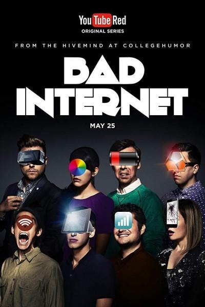 Caratula, cartel, poster o portada de Bad Internet