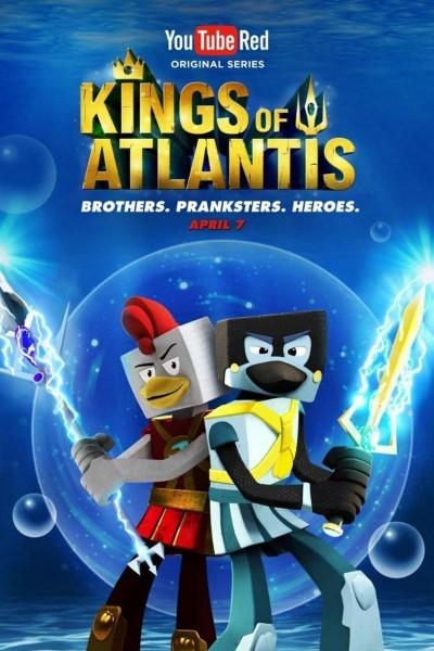 Caratula, cartel, poster o portada de Kings of Atlantis