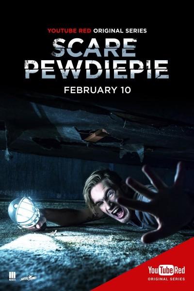 Caratula, cartel, poster o portada de Scare PewDiePie
