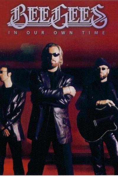 Caratula, cartel, poster o portada de Bee Gees: In Our Own Time