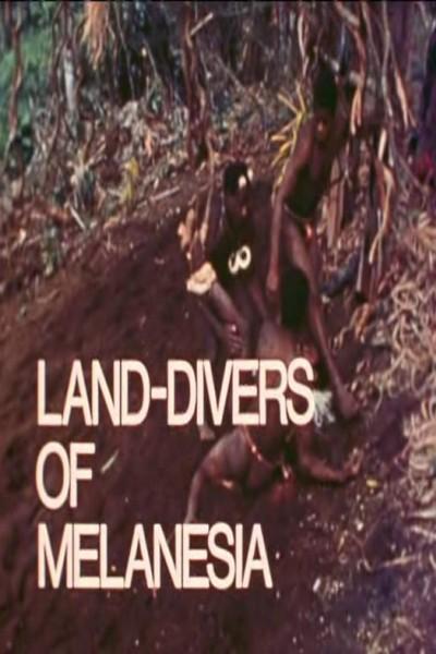 Caratula, cartel, poster o portada de Land-Divers of Melanesia