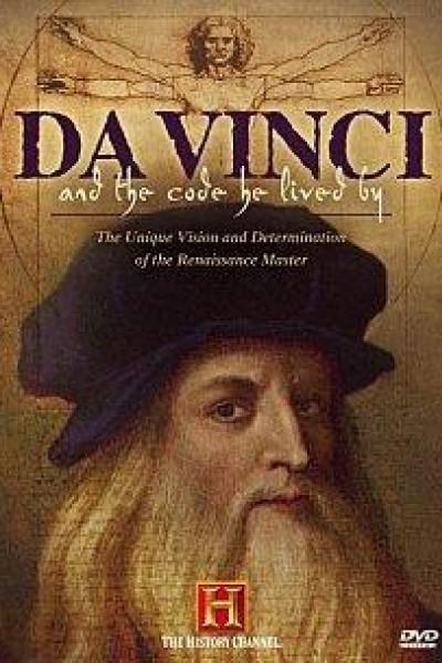 Caratula, cartel, poster o portada de Da Vinci y su código de vida
