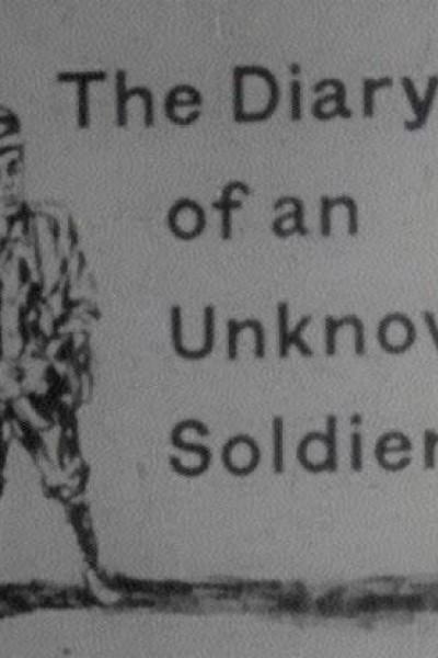 Caratula, cartel, poster o portada de Diario de un soldado desconocido
