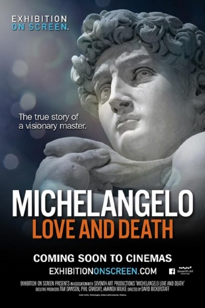 Caratula, cartel, poster o portada de Michelangelo