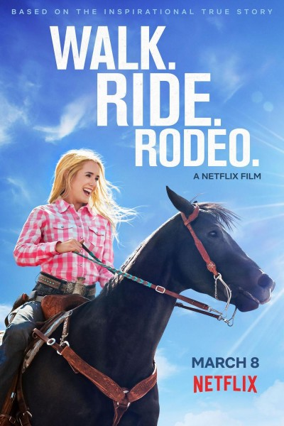 Caratula, cartel, poster o portada de Andar. Montar. Rodeo.
