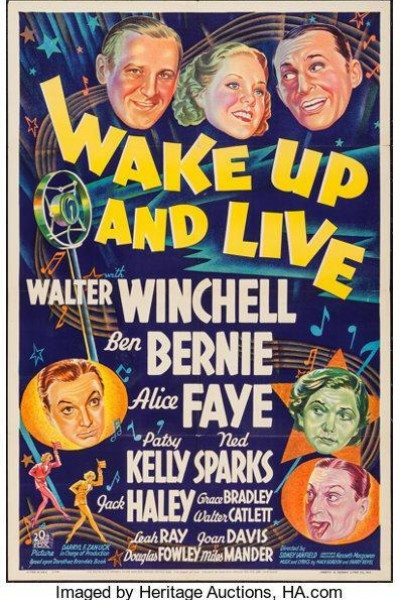 Caratula, cartel, poster o portada de Wake Up and Live