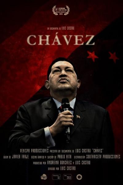 Caratula, cartel, poster o portada de Chávez