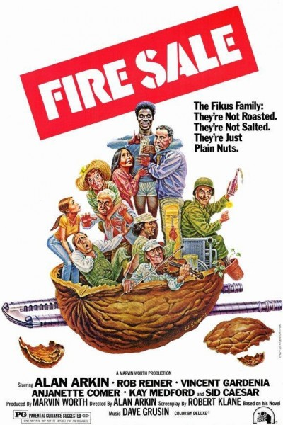 Caratula, cartel, poster o portada de Se venden incendios