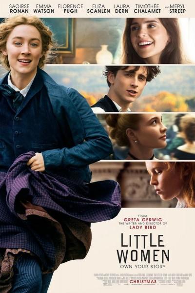 Caratula, cartel, poster o portada de Little Women