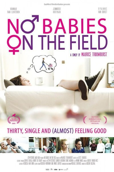 Caratula, cartel, poster o portada de No Babies on the Field