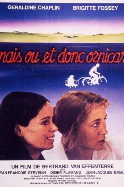 Caratula, cartel, poster o portada de Mais où et donc Ornicar