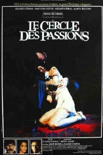 Caratula, cartel, poster o portada de Círculo de pasiones