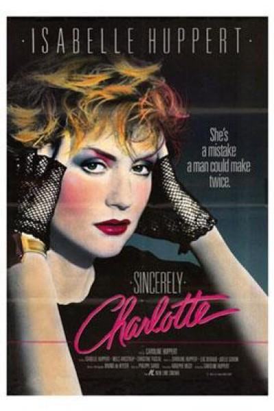 Caratula, cartel, poster o portada de Signé Charlotte (Sincerely Charlotte)