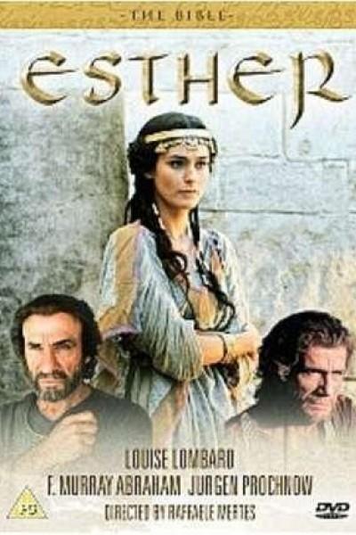 Caratula, cartel, poster o portada de Esther