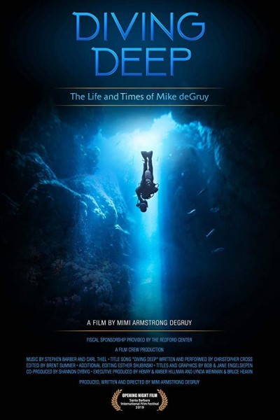 Caratula, cartel, poster o portada de Diving Deep: The Life and Times of Mike deGruy