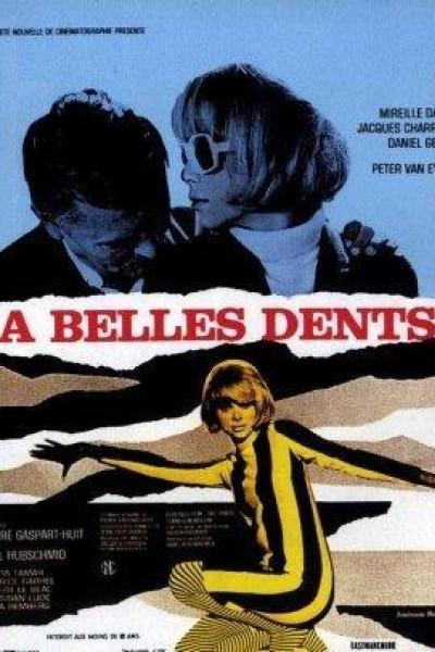 Caratula, cartel, poster o portada de À belles dents