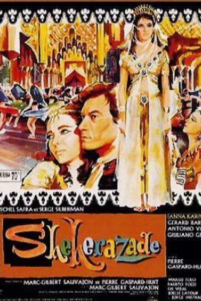 Caratula, cartel, poster o portada de Scherezade