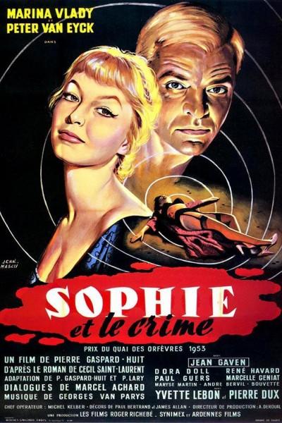Caratula, cartel, poster o portada de Sofía y el crimen