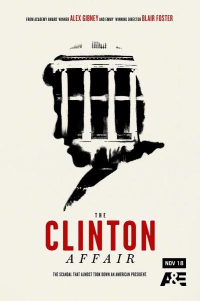 Caratula, cartel, poster o portada de The Clinton Affair