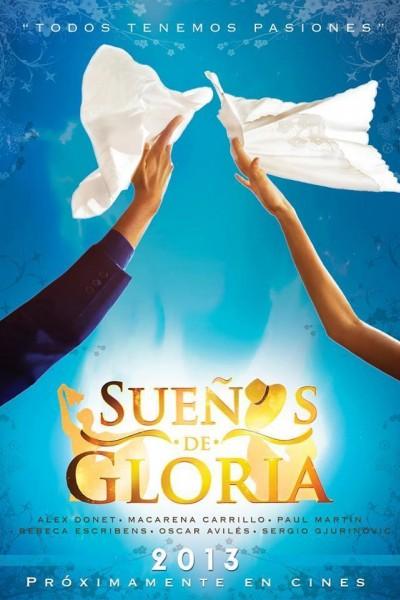 Caratula, cartel, poster o portada de Sueños de Gloria