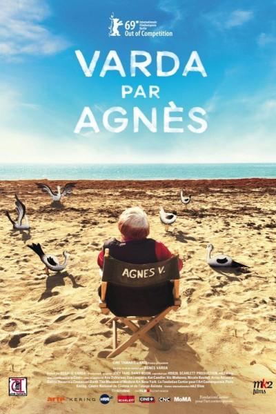 Caratula, cartel, poster o portada de Varda por Agnès