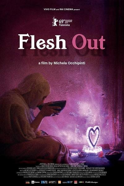 Caratula, cartel, poster o portada de Flesh Out
