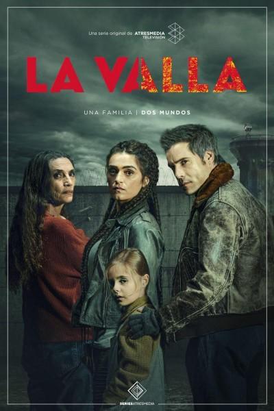Caratula, cartel, poster o portada de La valla
