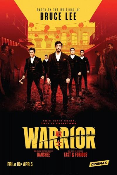 Caratula, cartel, poster o portada de Warrior