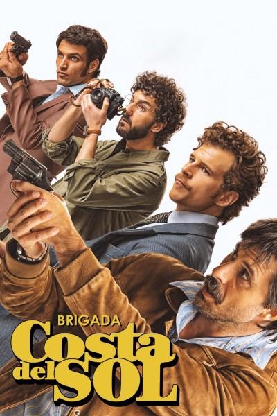 Caratula, cartel, poster o portada de Brigada Costa del Sol