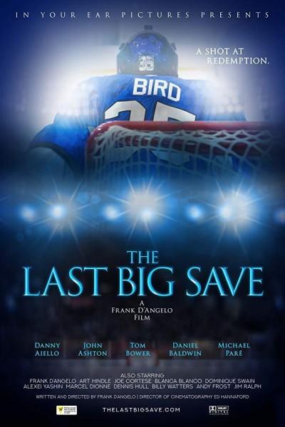 Caratula, cartel, poster o portada de The Last Big Save