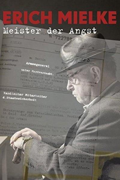 Caratula, cartel, poster o portada de Erich Mielke - Meister der Angst