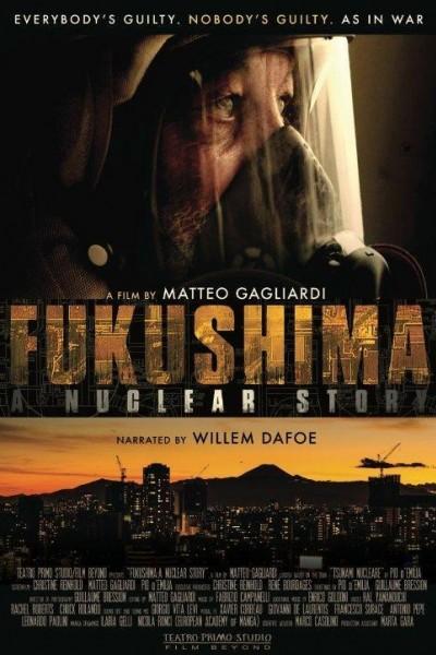 Caratula, cartel, poster o portada de Fukushima: A Nuclear Story