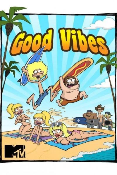 Caratula, cartel, poster o portada de Good Vibes
