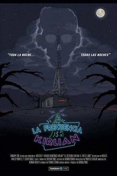 Caratula, cartel, poster o portada de La Frecuencia Kirlian